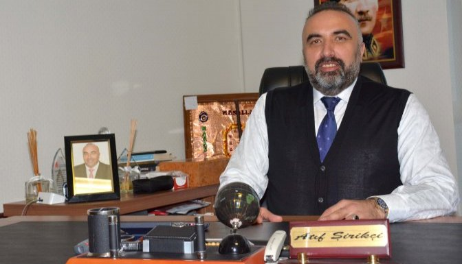 MÜSİAD Kahramanmaraş Şube Başkanı Atıf Şirikçi'den mesaj
