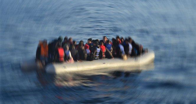 Ayvacık'ta mülteci botu battı: 3'ü çocuk 4 ölü!!