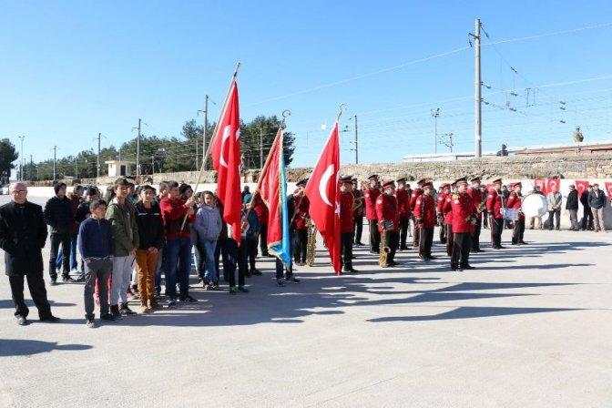 Atatürk'ün Gelişinin 83'üncü Yıldönümü Kutlandı!