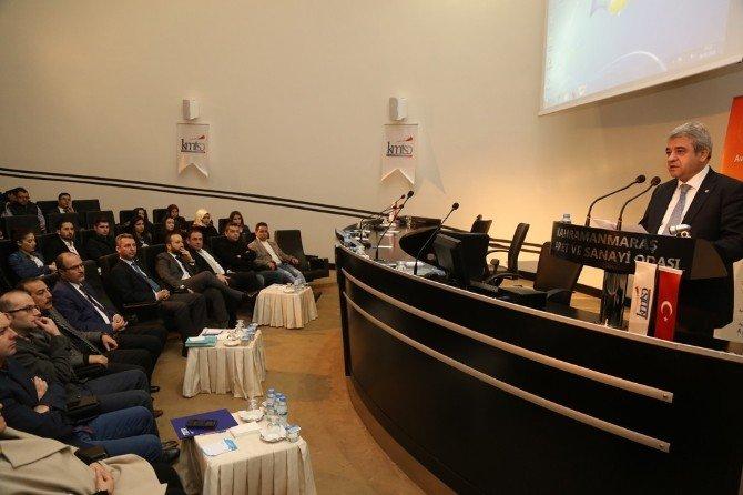 KMTSO, Sanayi Ve Üniversite İçin Güçbirliği Yaptı