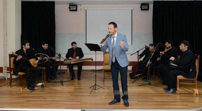 KSÜ'de Kurtuluşun 96. Yılında Resim Sergisi ve Konser