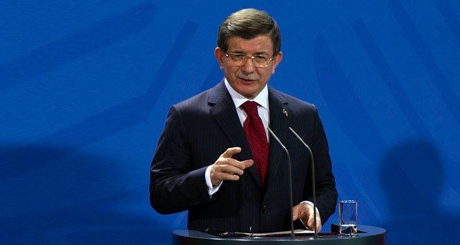 Davutoğlu: Her yol İstanbul'a çıkacak!