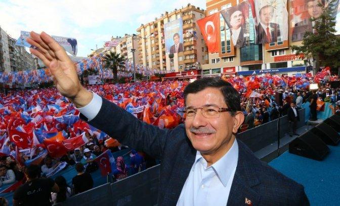 Başbakan Davutoğlu Kahramanmaraş'a Geliyor!