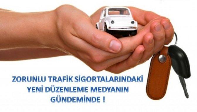 Zorunlu Trafik Sigortasına Yeni Düzenleme!