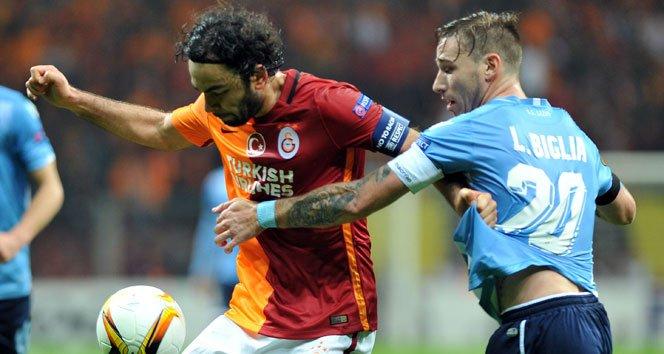 Galatasaray 1 Lazio 1!