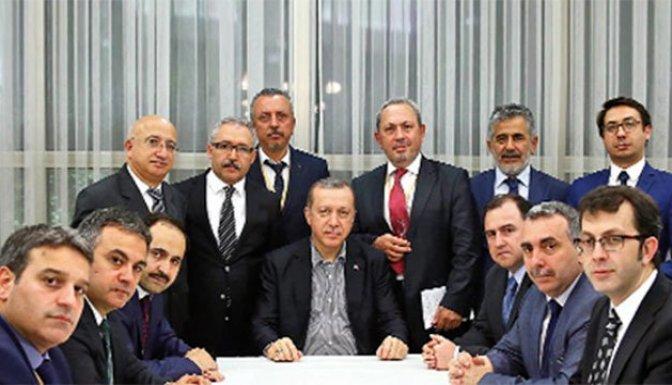 Erdoğan'dan AYM'ye: 'Durumdan vazife çıkardılar'!