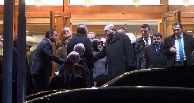 Cumhurbaşkanı Recep Tayyip Erdoğan yurda döndü!