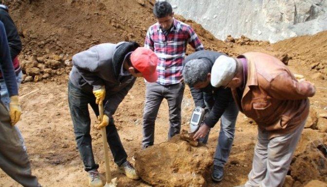 Madencilerin tahliye telaşı!
