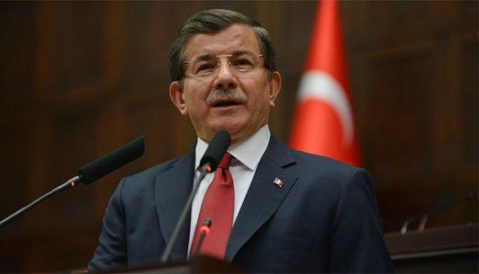Davutoğlu Twitter'dan da kutladı!