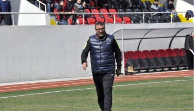 Teknik Direktör Çokkeser,istifa etti