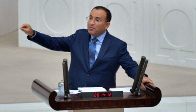 Adalet Bakanı Bozdağ'dan yalanlama!