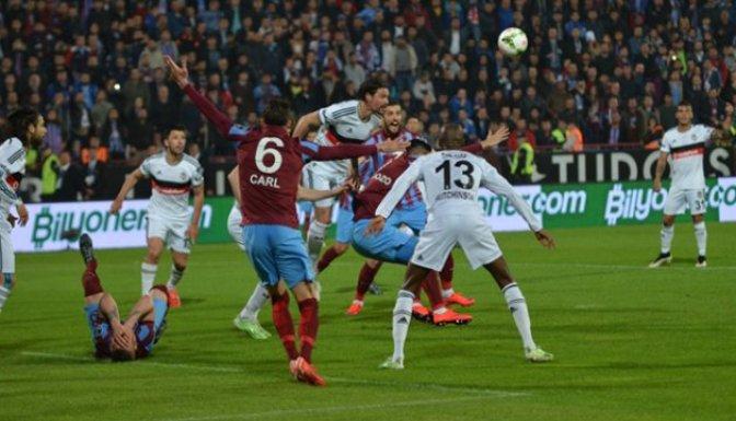 Trabzonspor ile Beşiktaş 122. randevuda!