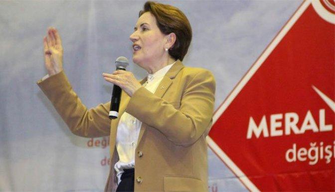 Meral Akşener, Kırklareli'nde partililere seslendi!