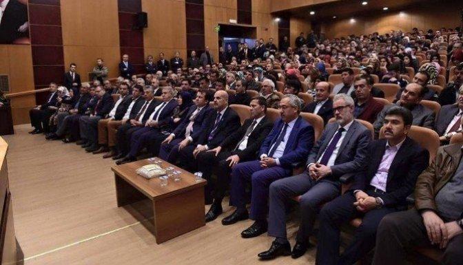 Ortadoğu konferansına yoğun ilgi