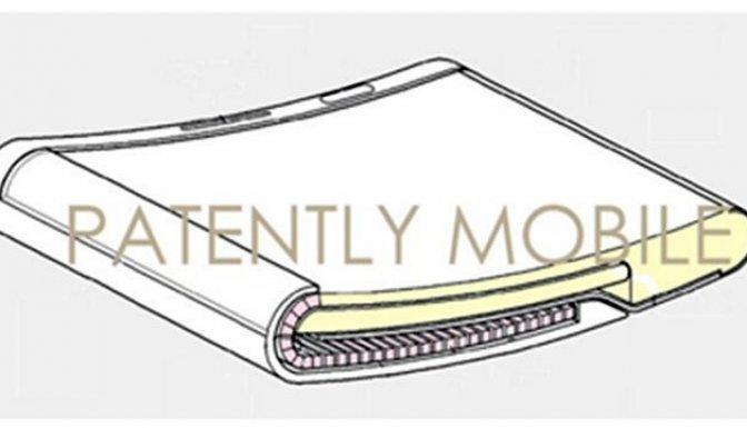 Samsung'dan yeni patent!!
