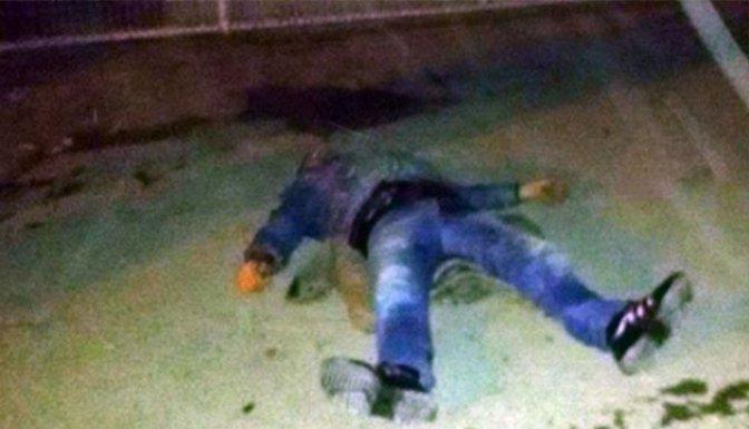 Bıçaklı saldırıya uğrayan şahıs hayatını kaybetti!