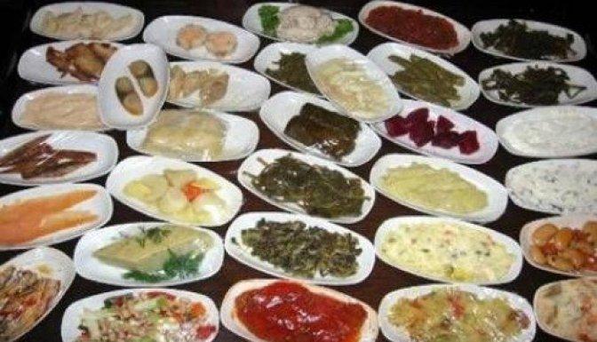 Maraş' tan İstanbul'a damak tadı şovu...