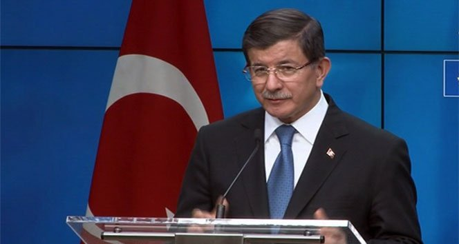 Başbakan Davutoğlu Ürdün'de konuştu!
