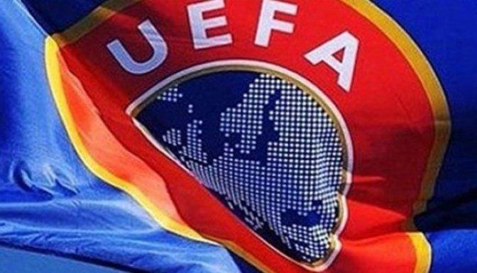UEFA'ya şok baskın!!