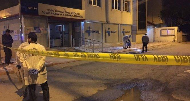 İŞKUR binasına bombalı saldırı!!