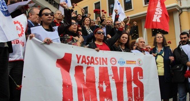 Sendikalardan Taksim'de 1 Mayıs açıklaması!