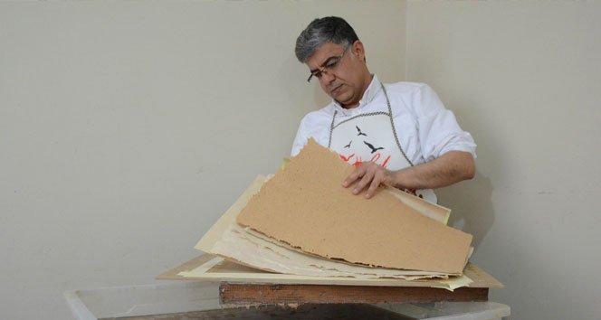 Bu kağıtlar 600 yıla meydan okuyor!