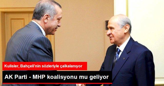 Ahmet Hakan: AK Parti MHP Koalisyonu Geliyor