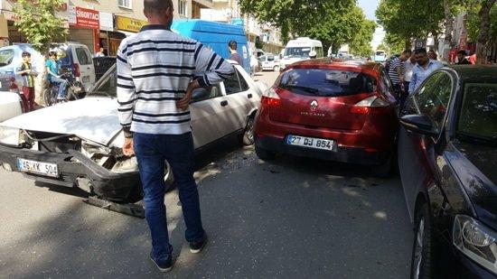 Aynı yerde hemen her gün kaza oluyor!..