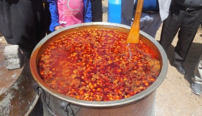 Kahramanmaraş'ta Yahni Festivali