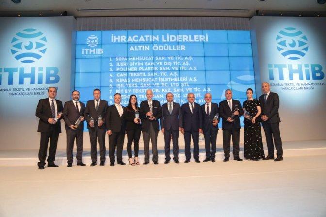 Tekstilde Kahramanmaraş'a 2 ödül!