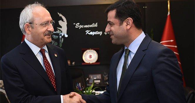Kılıçdaroğlu, Demirtaş ve Gök hakkındaki fezlekeler savcılıkta!