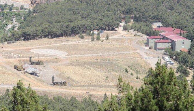 Suriye sınırında İtalyan Hava Savunma sistemi devreye alındı