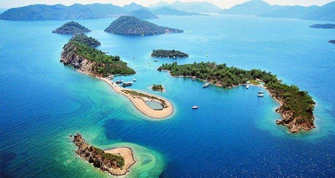 Deniz turizminin başkenti Muğla!