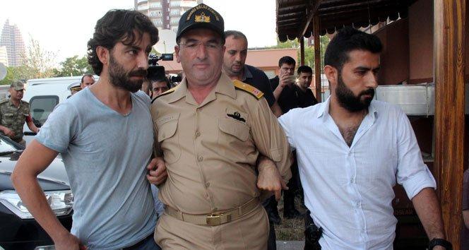 Akdeniz Bölge Garnizon Komutanı gözaltına alındı!