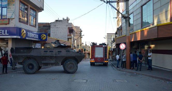 Diyarbakır'da operasyon sürüyor!