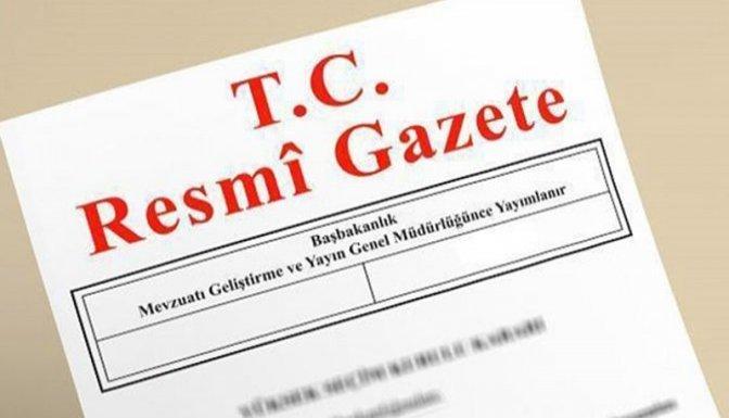 Borçların yapılandırması kanunu Resmi Gazete'de!