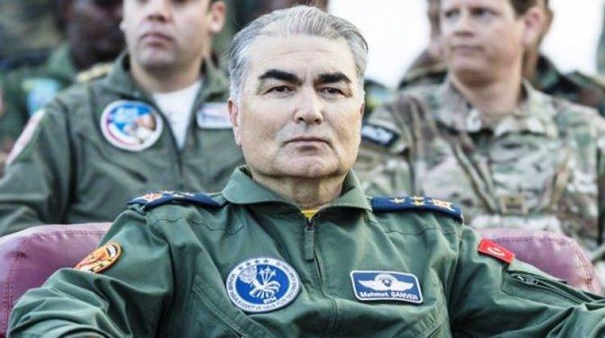Korgeneral Mehmet Şanver istifa etti!