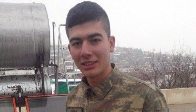 Şehit Ahmet Suna'nın baba evine acı haber verildi