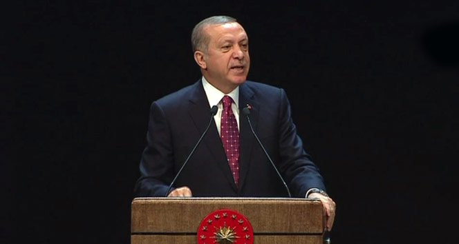 Erdoğan: 'Bu ülkeye diz çöktüremeyeceksiniz'!