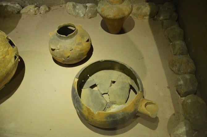 Türkoğlu'nda 9 Bin Yıllık Şehir Kalıntıları Bulundu!
