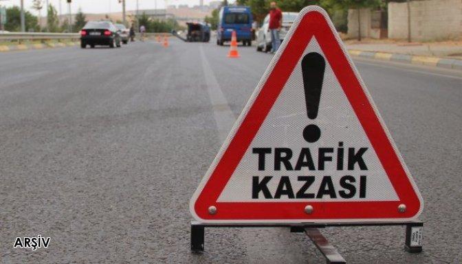 Elbistan ve Nurhak'taki kazalarda 5 kişi yaralandı!