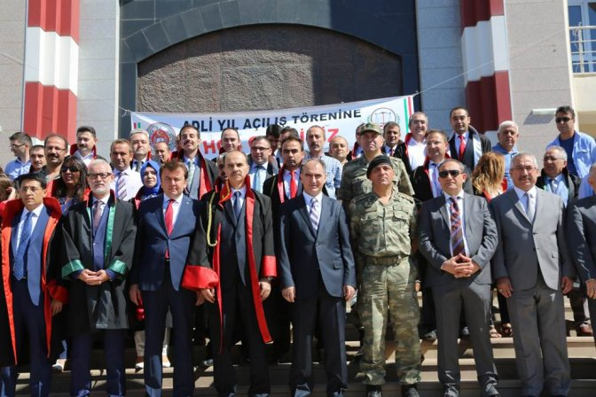 Kahramanmaraş'ta Adli Yıl açılış töreni