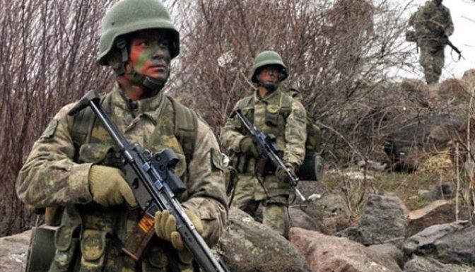 Siirt kırsalında teröristler kıstırıldı çatışma sürüyor!