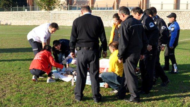 8 yaşındaki çocuk, parkta arkadaşını vurdu!