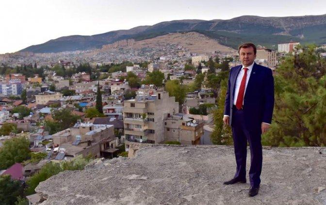 Başkan Erkoç, Teleferik Projesi İçin Kolları Sıvadı!