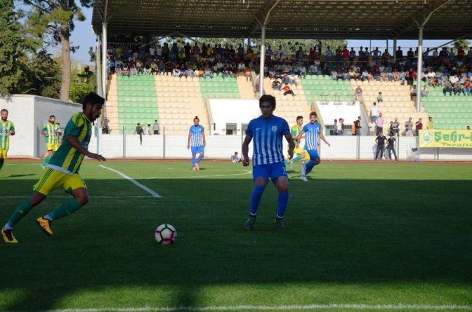 1920 Maraşspor deplasmanda 1-0 galip!