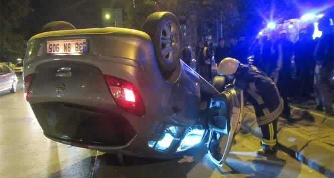 Kayseri'de trafik kazası: 7 yaralı!