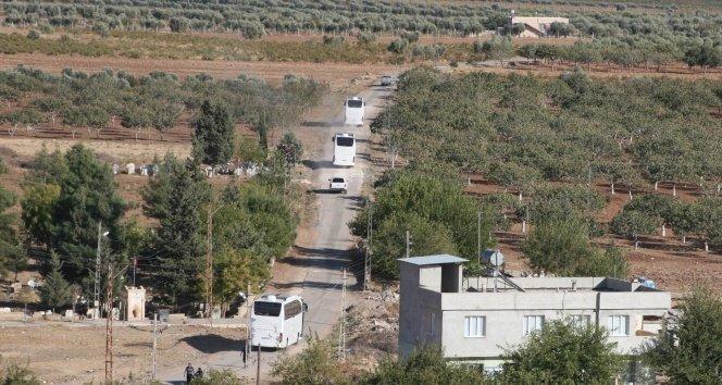 Sınıra takviye ÖSO askerleri sevk edildi!