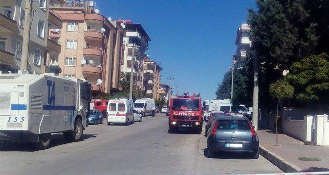 Gaziantep'te hücre evinde patlama: 3 şehit, 8 yaralı!