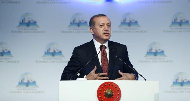 Cumhurbaşkanı Erdoğan: 'Türkiye sahada olacak!'